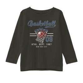 Παιδική Μπλούζα Name It 13194207 Κυπαρισσί Αγόρι