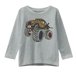 Παιδική Μπλούζα Name It 13194207 Γκρι Αγόρι