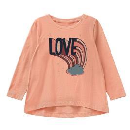 Παιδική Μπλούζα Name It 13194223 Σομόν Κορίτσι