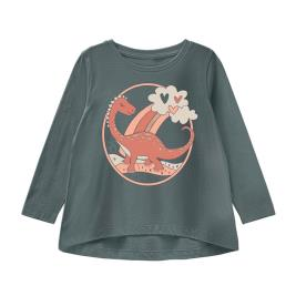 Παιδική Μπλούζα Name It 13194223 Ραφ Κορίτσι