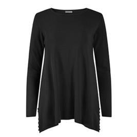 Γυναικεία Μπλούζα Celestino WM7891.9118 Μαύρο