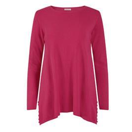 Γυναικεία Μπλούζα Celestino WM7891.9118 Φούξια