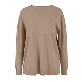 Γυναικεία Μπλούζα Celestino WM9856.9705 Μπεζ