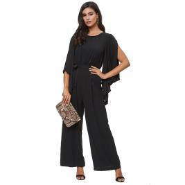 Γυναικεία Ολόσωμη Φόρμα Anel 26555 Μαύρο