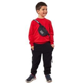 Παιδική Φόρμα-Σετ Hashtag 215813 Κόκκινο Αγόρι