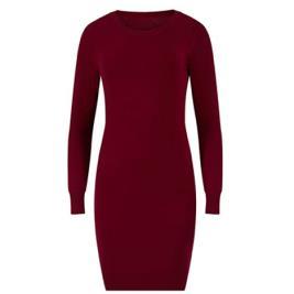 Γυναικείο Φόρεμα Celestino WM9844.8501 Μπορντώ