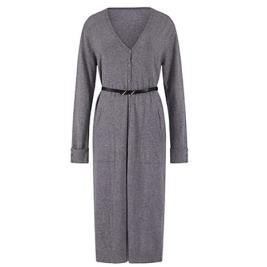 Γυναικείο Φόρεμα Celestino WM9927.8700 Γκρι