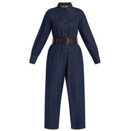 Γυναικεία Ολόσωμη Φόρμα Celestino WM7999.1090 Μπλε