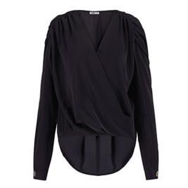 Γυναικεία Μπλούζα Celestino WM1432.4082 Μαύρο