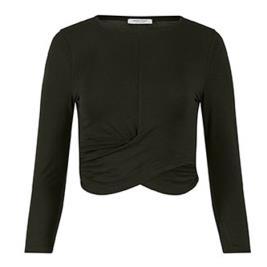 Γυναικεία Μπλούζα Celestino WM6550.4001 Χακί