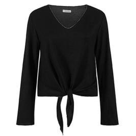 Γυναικεία Μπλούζα Celestino WM7885.4957 Μαύρο