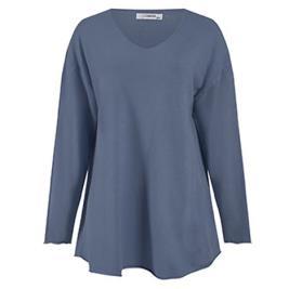 Γυναικεία Μπλούζα Celestino WM7987.9670 Μπλε Ραφ