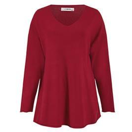 Γυναικεία Μπλούζα Celestino WM7987.9670 Μπορντώ