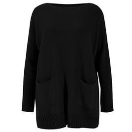 Γυναικεία Μπλούζα Celestino WM9844.9511 Μαύρο
