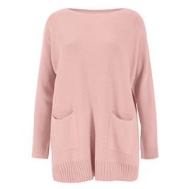 Γυναικεία Μπλούζα Celestino WM9844.9511 Ροζ