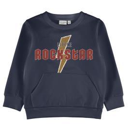 Παιδική Μπλούζα Name It 13194217 Μπλε Αγόρι