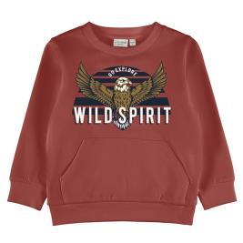 Παιδική Μπλούζα Name It 13194217 Κεραμιδί Αγόρι