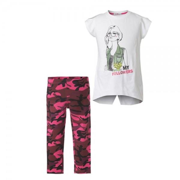 Παιδικό Σετ Σύνολο Energiers 16-215280-0 Παραλλαγή Ροζ Κορίτσι ... 31a5325c0ae