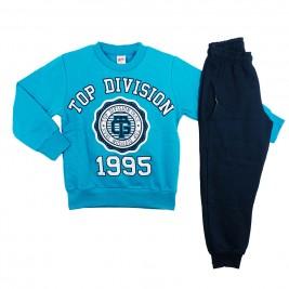 Παιδική Φόρμα-Σετ Trax 30804 Γαλάζιο Μπλε Αγόρι