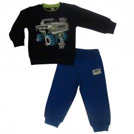 Παιδικές Φόρμες-Σετ Domina 162115 Μπλε Αγόρι