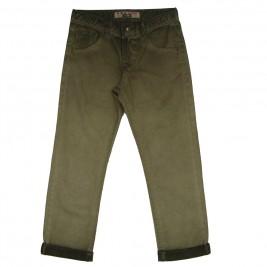Παιδικό Παντελόνι Φόρμα Domina 162196 Χακί Αγόρι