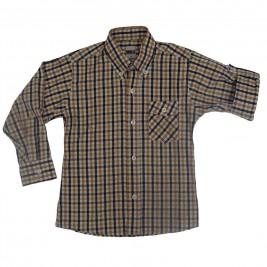 Παιδικό Πουκάμισο Domina 162181 Ταμπά Αγόρι