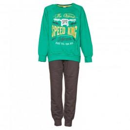Παιδική Φόρμα-Σετ Sprint 21681508 Πράσινο Αγόρι