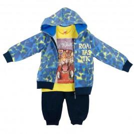 Παιδική Φόρμα-Σετ Joyce 6551 Μπλε Αγόρι