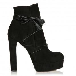 Γυναικείο Μποτάκι Sante 94451 Μαύρο