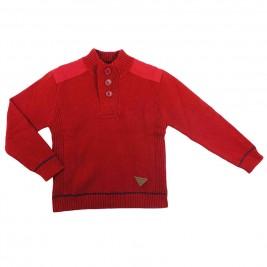 Παιδική Μπλούζα Energiers 13-116004-6 Μπορντώ Αγόρι