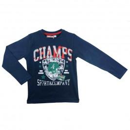 Παιδική Μπλούζα Energiers 13-116029-5 Μαρέν Αγόρι