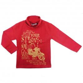 Παιδική Μπλούζα Energiers 13-116023-5 Μπορντώ Αγόρι