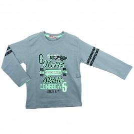 Παιδική Μπλούζα Energiers 13-116016-5 Μελανζέ Αγόρι