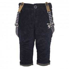 Βρεφικό Παντελόνι Boutique 41-115481-2 Μπλε Αγόρι