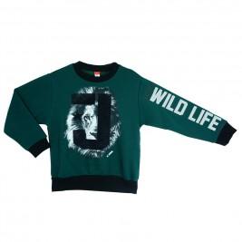 Παιδική Μπλούζα Joyce 6707 Πράσινο Αγόρι