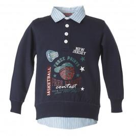 Παιδική Μπλούζα Energiers 12-116110-4 Μαρέν Αγόρι