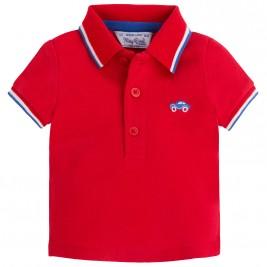 Βρεφική Μπλούζα Mayoral 190 Κόκκινο Αγόρι