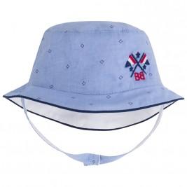 Βρεφικό Καπέλο Mayoral 9469 Σιέλ Αγόρι