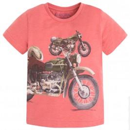 Παιδική Μπλούζα Mayoral 3025 Κεραμιδί Αγόρι