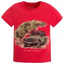 Παιδική Μπλούζα Mayoral 3027 Κοραλί Αγόρι
