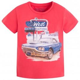 Παιδική Μπλούζα Mayoral 3029 Κοραλί Αγόρι