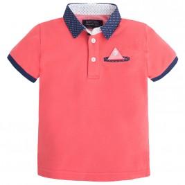 Παιδική Μπλούζα Mayoral 3101 Κοραλί Αγόρι