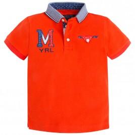 Παιδική Μπλούζα Mayoral 3113 Κόκκινο Αγόρι