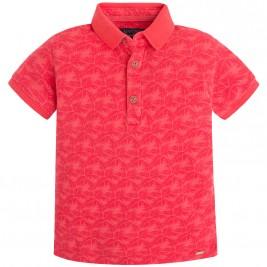 Παιδική Μπλούζα Mayoral 3121 Κοραλί Αγόρι