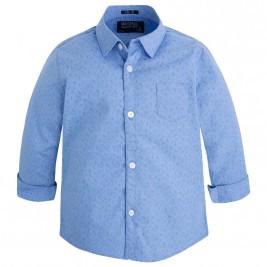 Παιδικό Πουκάμισο Mayoral 3171 Γαλάζιο Αγόρι