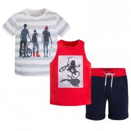 Παιδικό Σετ-Σύνολο Mayoral 3605 Κόκκινο Αγόρι