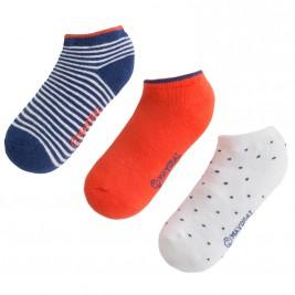 Παιδικές Κάλτσες Σετ Mayoral 10152 Πορτοκαλί Αγόρι