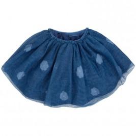Παιδική Φούστα Mayoral 3905 Μπλε Κορίτσι