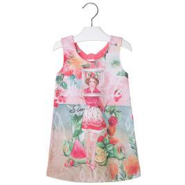 bfabbd72b48 Παιδικό Φόρεμα Mayoral 3997 Ροδακινί Κορίτσι ...