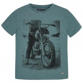 Παιδική Μπλούζα Mayoral 6029 Πετρόλ Αγόρι